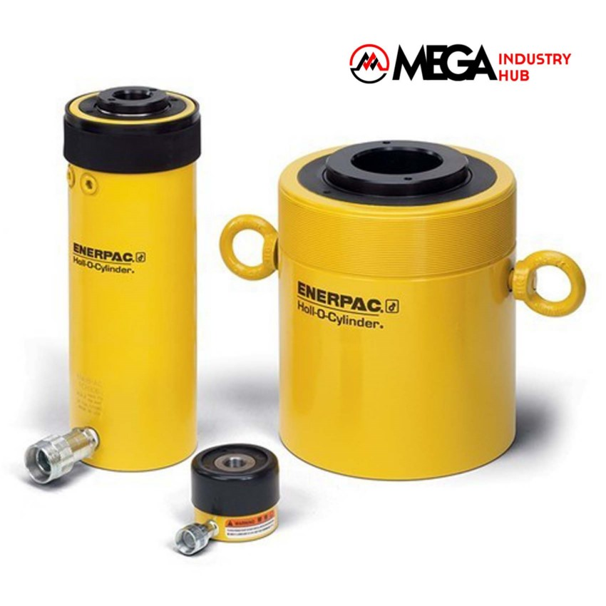جک هیدرولیک سری RCH-Series ،Hollow Plunger Cylinders مارک انرپک enerpac