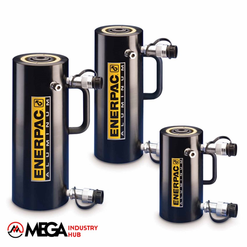 جک هیدرولیک سری RAR-Series Aluminum Cylinders مارک انرپک Enerpac