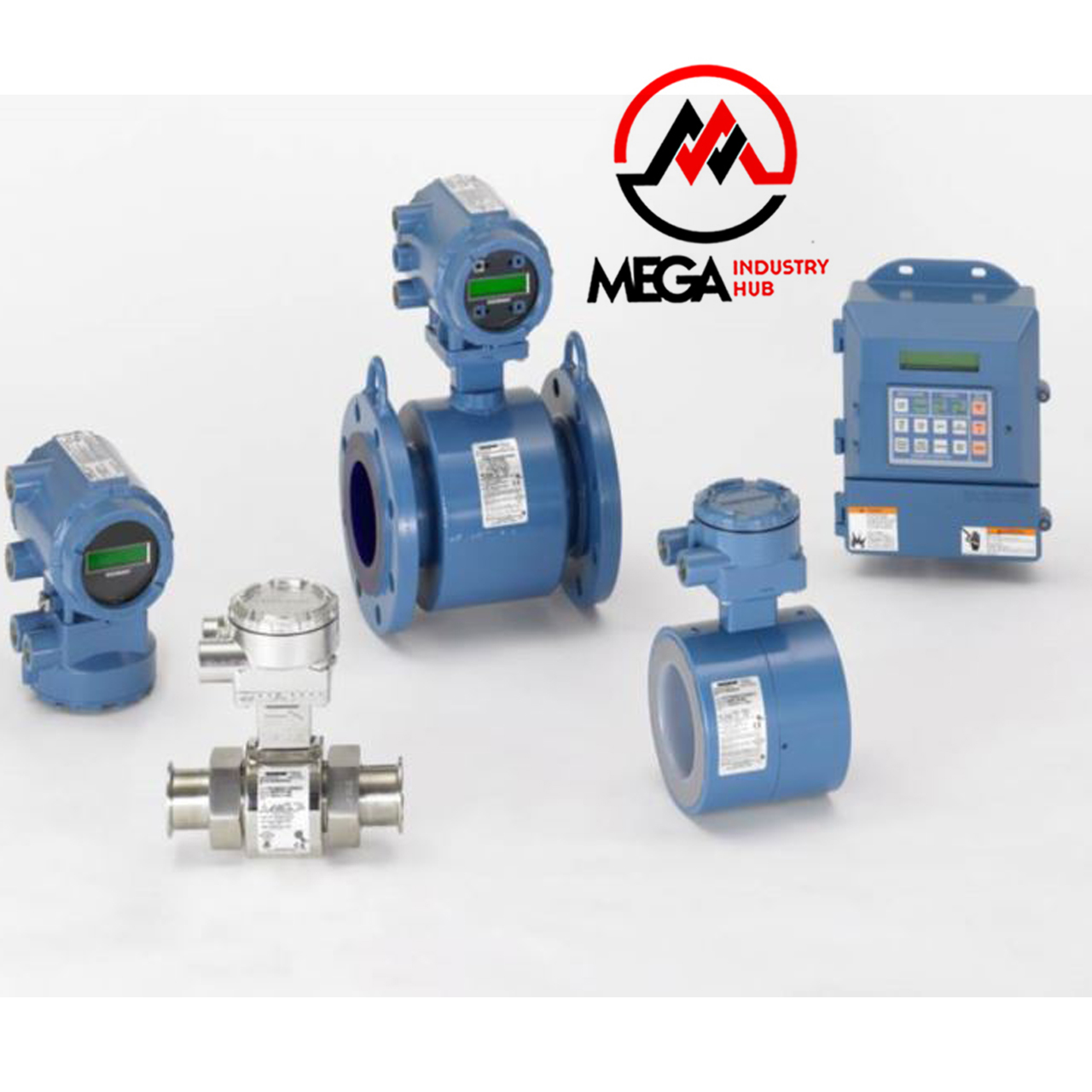 ترانسمیتر روزمونت Rosemount 8750W Magnetic Flow Meters for Utility Water Applications